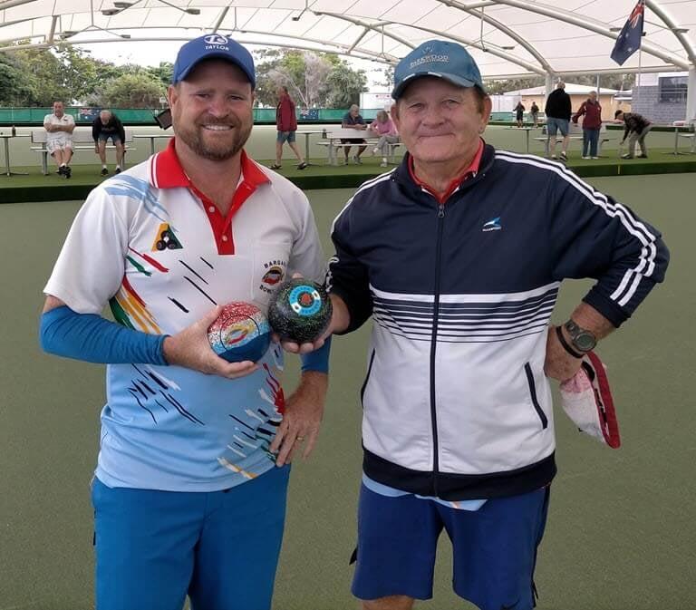 Club Championship Singles Finalists